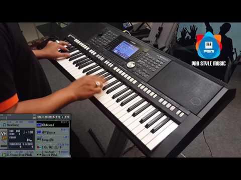 DJ-Nonstop PSM-02   Style Yamaha   Team PSM