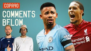 Have Man City Replaced Liverpool as Premier League Favourites? | Comments Below