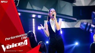 The Voice Thailand - ปลาทอง ธัญนันท์ - Wherever You Will Go - 22 Nov 2015