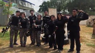 Counter Paintball
