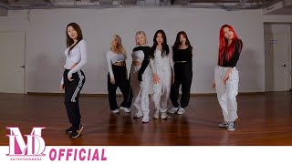 "모모랜드(MOMOLAND) with T1419 ""Ready Or Not"" Dance Practice (Christmas remix ver.)"