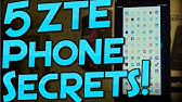 ZTE Blade Zmax How To Factory Data Reset, Master Reset, Safe