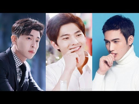 TOP 30 MOST HANDSOME CHINESE ACTORS UNDER 30 YEARS