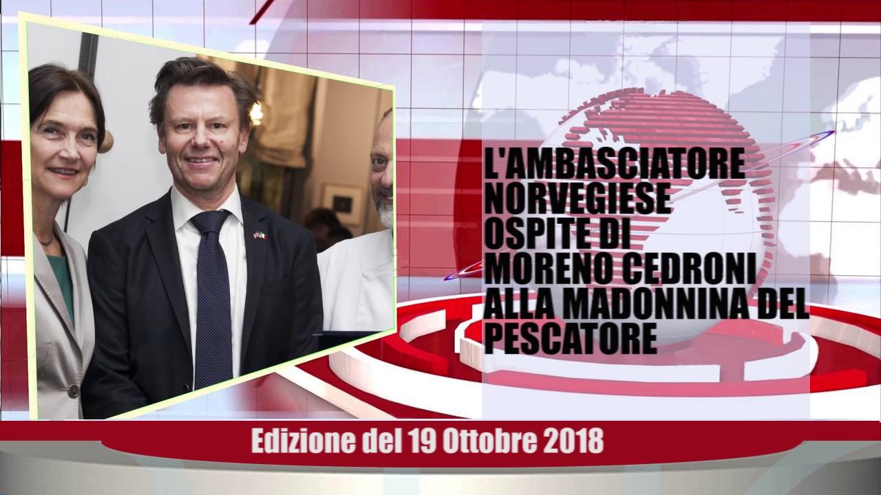 Velluto Notizie Web Tv Senigallia Ed  19 10 2018