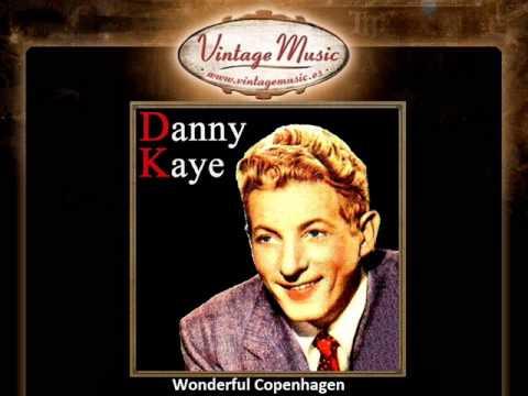 DANNY KAYE CD Vintage Vocal Jazz. Wonderful Copenhagen , Thumbalina , Dinah ...