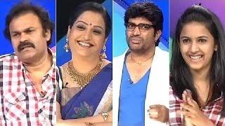 WOW 2 - 28th January 2014 (Nagababu, Jayalalitha, Bharani & Niharika)