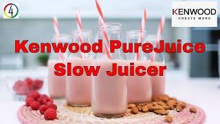 Kenwood PureJuice Slow Juicer JMP600SI