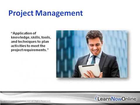 Trailer For Project Management Getting Started