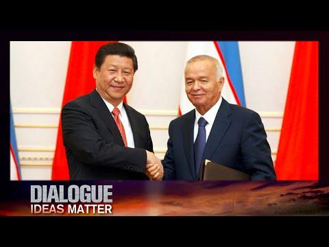 Dialogue—  President Xi In Uzbekistan 06/22/2016 | CCTV