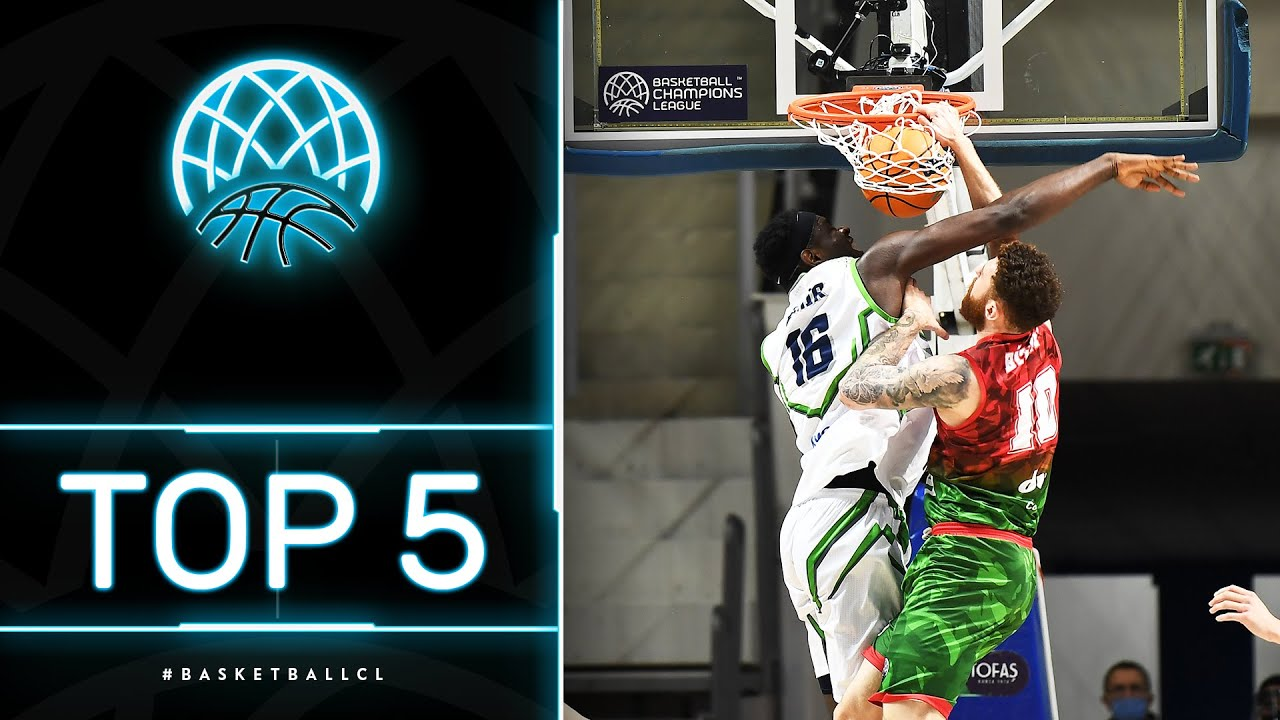 Top 5 Plays | Round of 16 - Gameday 5