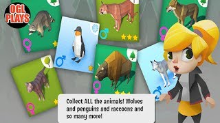 ZOOWSOME! - Idle Animals Gameplay First Look (Android IOS)