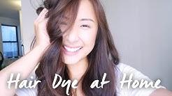 How To: Dye + Lighten Dark/Asian Hair at Home (tips & tricks) | C&C