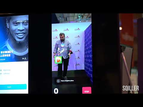 ProBeat: Even Ronaldinho needs computer vision to promote Teqball