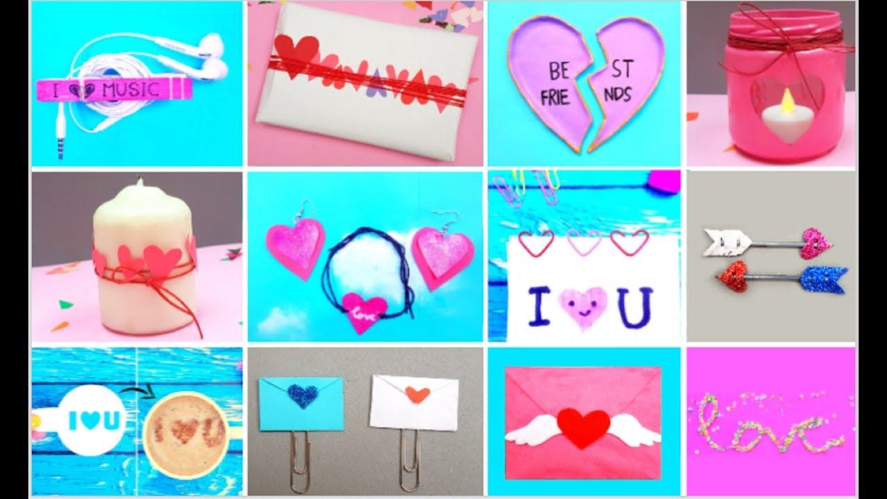 Diy Love Best Friend Birthday Gifts