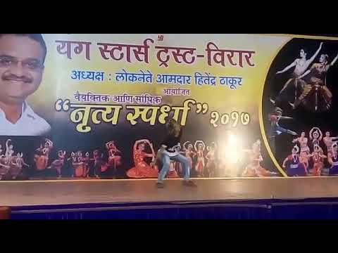 Yagnesh Participate live dance competition