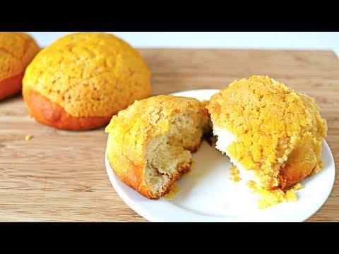 Chinese Bakery Vegan Pineapple Buns Youtube