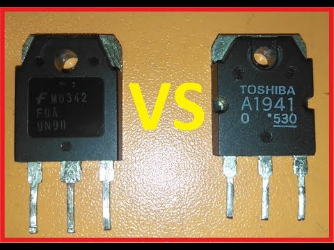 MOSFET vs Transistor Testing Difference, transistor vs mosfet, electronics