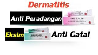 Obat Ampuh Untuk Kulit Yang Mengalami Inflamasi Dan Gatal Akibat Dermatitis, Eksim Dan Eritema