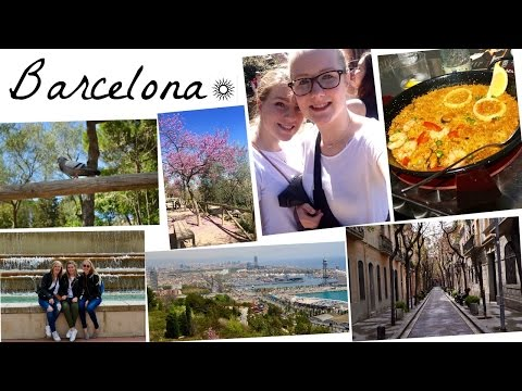 Watch GoPro HERO 4 | BARCELONA TRIP | Travel | 2016