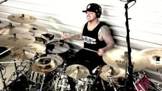 "Maroon 5 ""Animals"" drum cover by: Luke Pugliese"