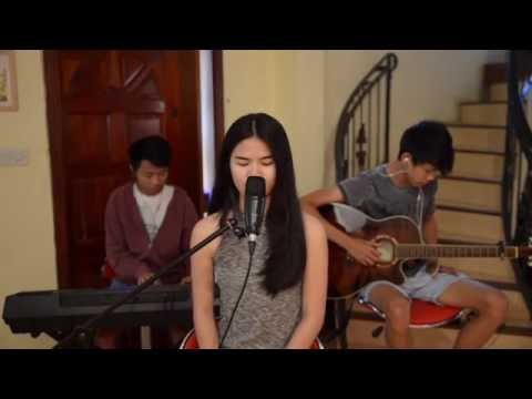 Sinking Deep (Hillsong) - Freedom Acoustic ft Aurelie Ip