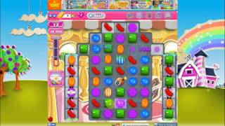 Candy Crush Saga Level 1015 (No Boosters)