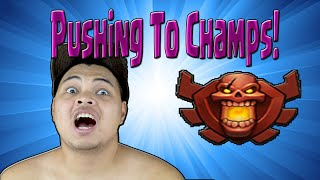 "Clash Of Clans - Pushing To Champions League | ep4 | TH10 ""Gowiwi"""