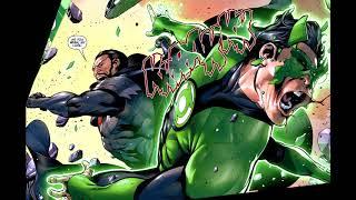 General Zod Destroys Green Lantern ( Kyle Rayner ) Again