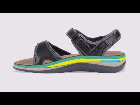 The most comfortable sandals for women