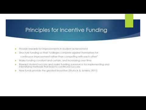 Performance Funding Policy Briefs