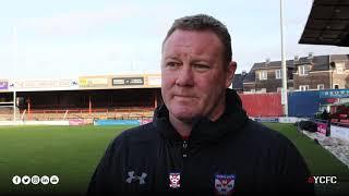 Steve Watson pre King's Lynn Town