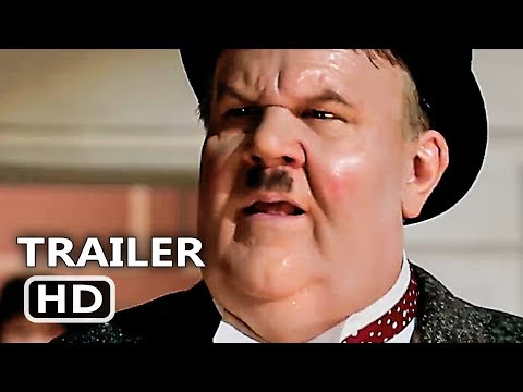 STAN & OLLIE Trailer 2018 Laurel And Hardy Movie