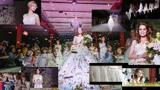Показ свадебной коллекции  от Дома Невест Garden of Eden. ОТЧЕТ о первом в Туле показе!