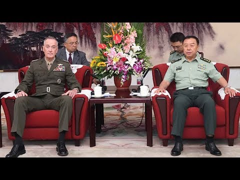 Chinese general says military measures must not become an option on Korean Peninsula