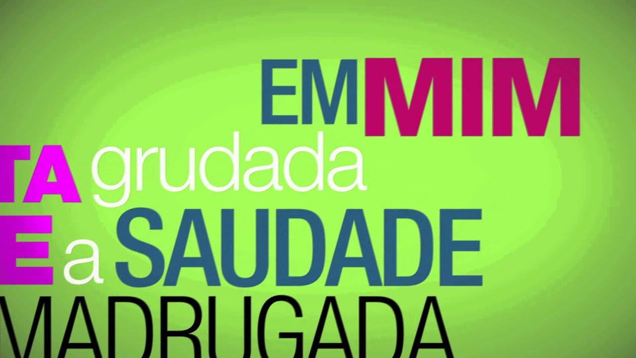 Imagem De Saudades: Saudade (Amor De Deus)