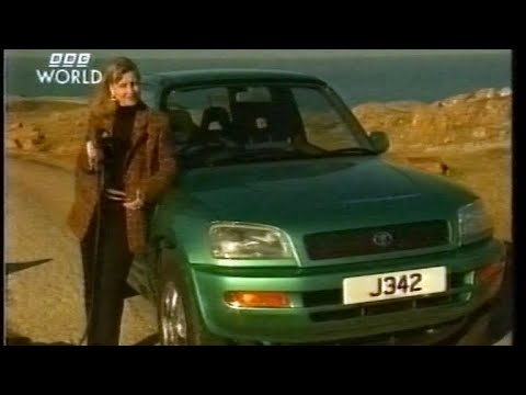 Old Top Gear - Toyota RAV4 EV