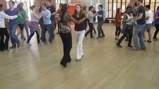 Oct 21-22 Country One Step - UT Beginning Social Dance Fall 2013