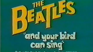 ♪♫ And Your Bird Can Sing - The Beatles (cover)