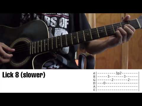 Your Love Intro Alamid Guitar Tutorial (WITH TABS)