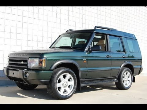 2004 land rover discovery se7 epsom green with alpaca beige leather youtube. Black Bedroom Furniture Sets. Home Design Ideas