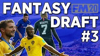Football Manager 2020 BETA - #3 Fantasy Draft - 1. Spieltag gegen SK Lieren! [Deutsch|MP]