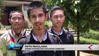 Inovasi Alat Pengolah Air Mentah Ala Pelajar Sukabumi