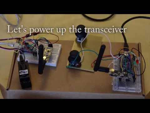 Arduino 2 4G Wireless RC Command with NRF24L01 | Tribulations eu