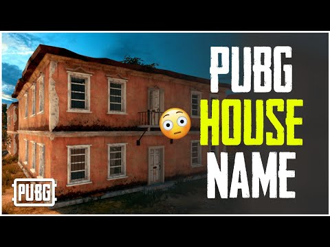 NAMES OF HOUSES