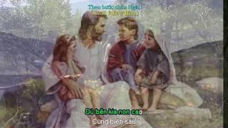 Theo bước chân Ngài  ( I Will follow Him)  -  Phương Uyên