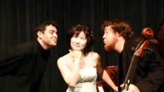 Mozart Piano Trio No.1  K 496  .wmv