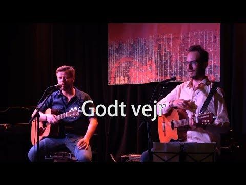 Godt Vejr - live fra Copenhagen Songwriter Festival