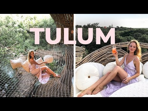 Kicked Out of Art Museum, Tulum Mexico Travel Vlog
