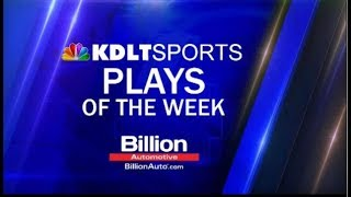 November 20th Billion Auto Plays of the Week