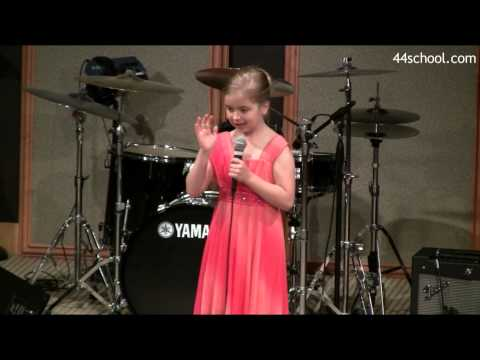 Olivia S   44 School of Music  Seattle Concert  Spring 2014  Voice Lessons